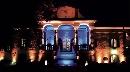 villa di notte Foto - Capodanno Villa Calini Coccaglio Brescia